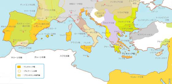 第4章 イベリアの諸王朝と国家形成の挫折 4